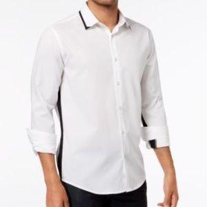 Other - White Alfani Dress Shirt